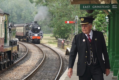Kingscote Station Master