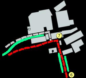 Alternative Route at Little Oddynes Farm