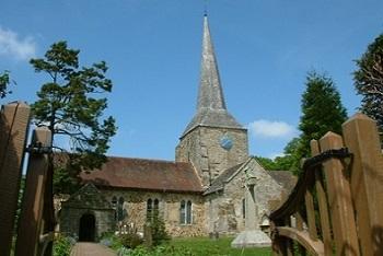 St Giles Church, Horsted Keynes