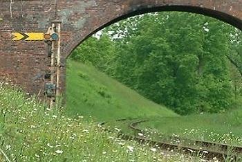 Signal at Caseford Bridge