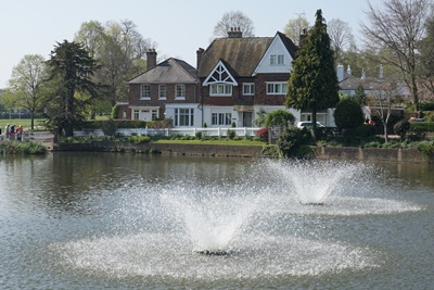 Lindfield Village Pond