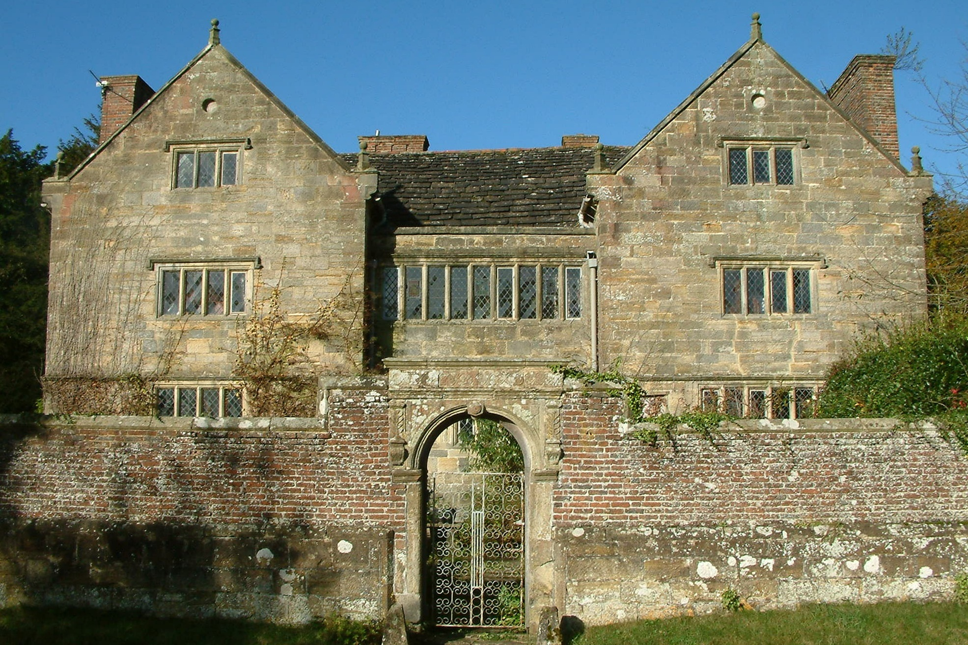 The Manor House, West Hoathly