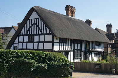 The Thatched Cottage, Lindfield