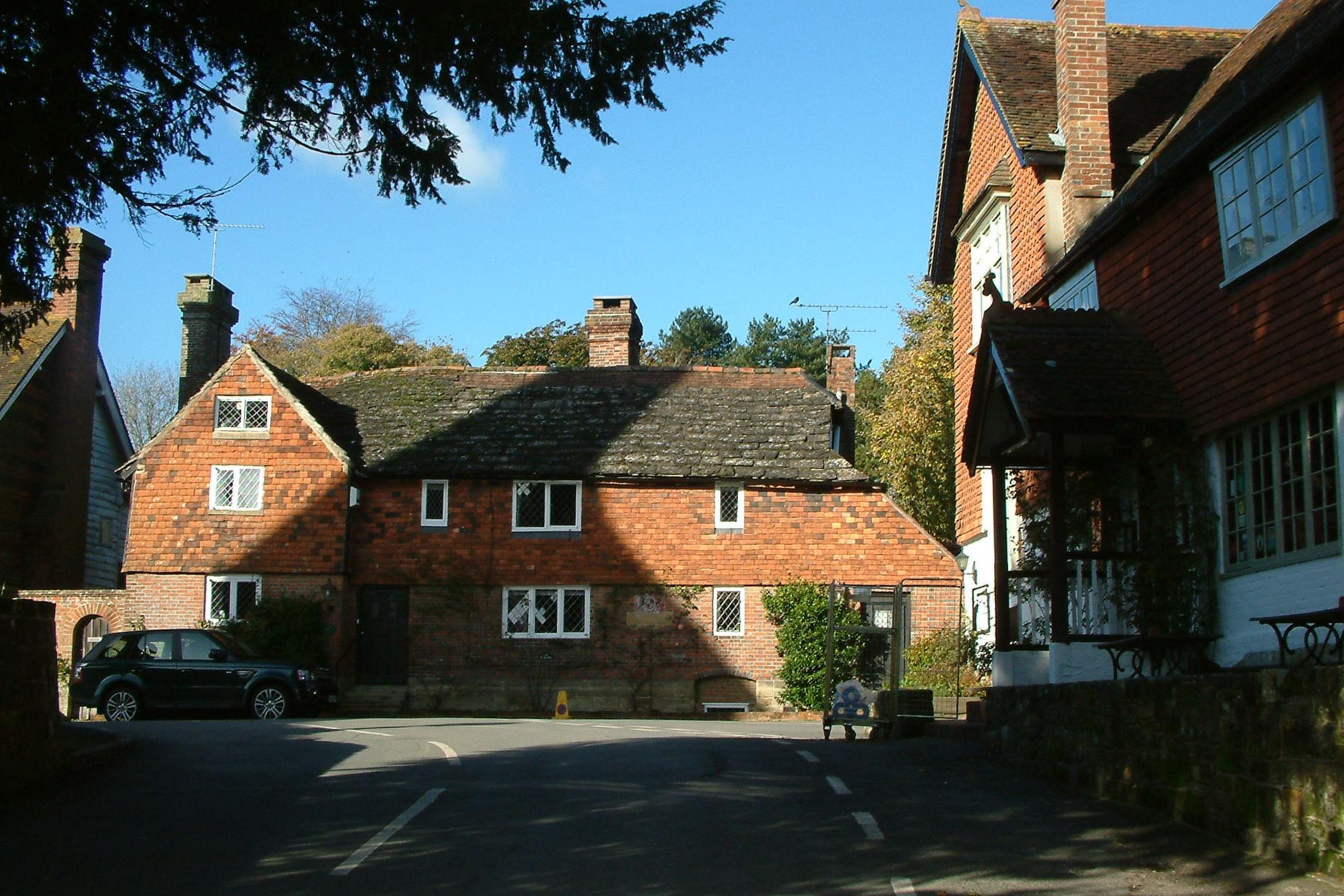 West Hoathly Village